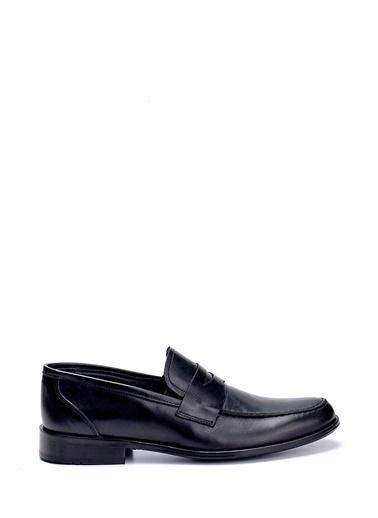 Derimod Erkek Ayakkabı(Da4477) Klasik Siyah